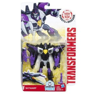 TRANSFORMERS - ROBOTS IN DISGUISE - B0070 - SKYWARP