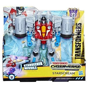 TRANSFORMERS - STARSCREAM - E1886 - HASBRO