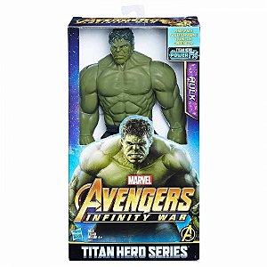 HULK - TITAN HERO SERIES - E0571 - HASBRO
