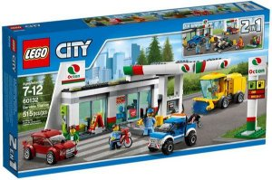 LEGO CITY - POSTO DE GASOLINA
