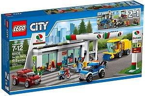 LEGO CITY - POSTO DE GASOLINA