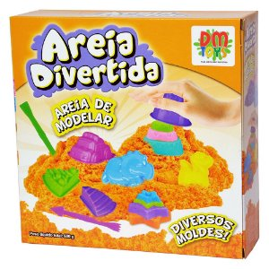 AREIA DIVERTIDA - DMT5125 - DM TOYS
