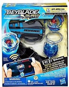 Beyblade Com Controle Bluetooth - Hasbro