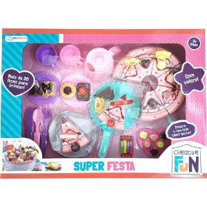 SUPER FESTA - CREATIVE FUN - MULTIKIDS