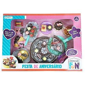 FESTA DE ANIVERSÁRIO - CREATIVE FUN - MULTIKIDS