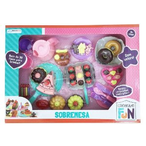 SOBREMESA - CREATIVE FUN - MULTIKIDS