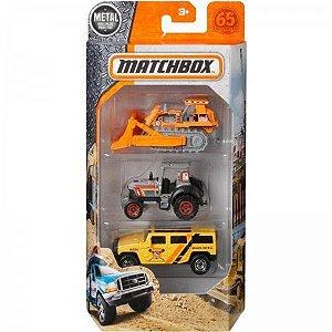 Matchbox Carros Básicos - FMV41 - MATTEL