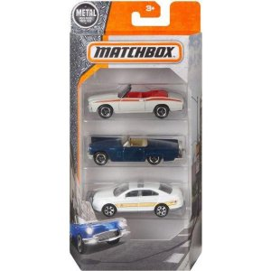 Matchbox Carros Básicos - DYW93 - MATTEL