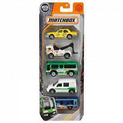 Matchbox Carros Básicos - FMV29 - MATTEL
