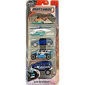 Matchbox Carros Básicos - FMV31 - MATTEL