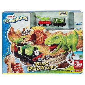 FBC67 Pista Dino Aventura - Thomas e seus amigos - Fisher Price