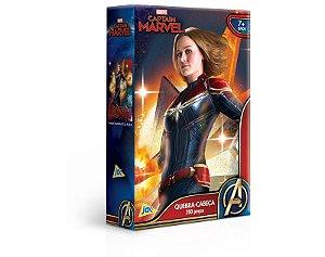 Quebra-cabeça Capitã Marvel 200 peças - Jak