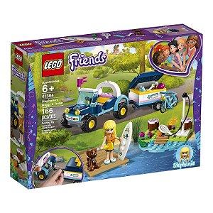 LEGO Friends - Buggy e Trailer da Stephanie