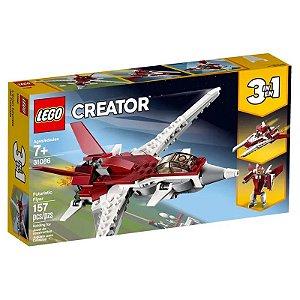 LEGO Creator - 3 em 1 - Aviões Futurísticos