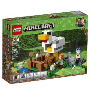 LEGO Minecraft - O Galinheiro