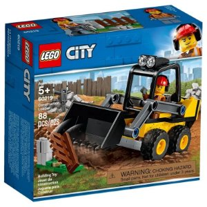 LEGO City - Trator Carregador
