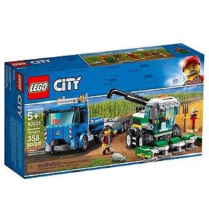 LEGO City - Trator Colheitadeira