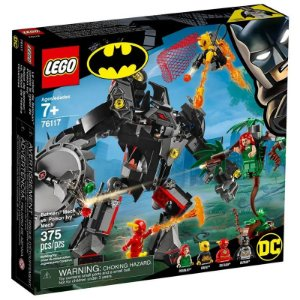 LEGO Super Heroes - DC Comics - Bat - Robô vs Poison Ivy