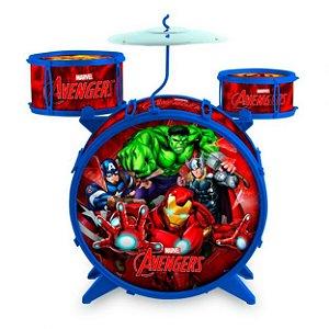 Marvel Avengers - Bateria Acústica - TOYNG