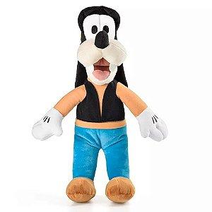 Pelúcia Pateta com som - Disney - Multikids