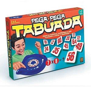 Jogo Pega-Pega Tabuada - 2018 - Grow