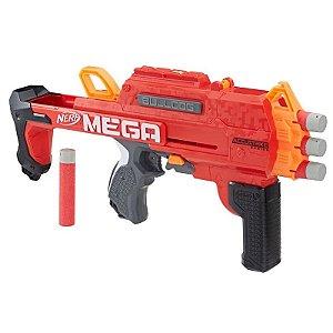 Lança Dardos - Nerf - Accustrike Mega Bulldog - Hasbro E3057