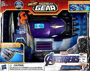 E3311 NERF Avengers Endgame Assembler - Pantera Negra - Vingadores Ultimato - Hasbro