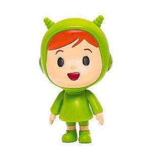 Boneco De Vinil Nina - Pocoyo - Cardoso Toys