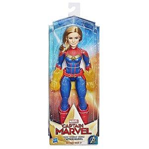 Marvel Figura Capitã Marvel Básica E4565 Hasbro