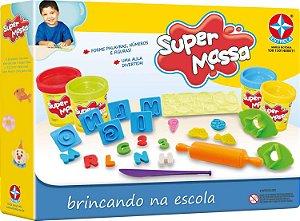 Massinha Super Massa - Brincando na Escola - Estrela