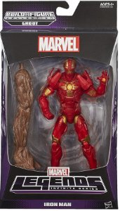 Marvel Legends - Iron Man - Hasbro