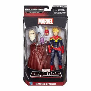Marvel Legends - Capitã Marvel - Maidens of Might - Hasbro