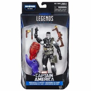 Marvel Legends - Mercenários do Caos - Hasbro