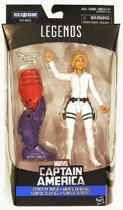 Marvel Legends - Agentes da Shield - Sharon Carter - Hasbro