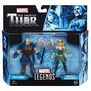 Marvel Legends - Executor e Magia - Thor - Hasbro
