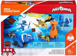 Mega Construx - Power Rangers - Batalha do Ranger Azul