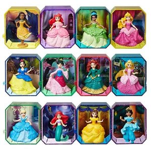 Bonecas Princesas Disney em Cápsulas - Hasbro