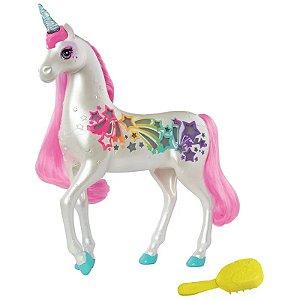 Unicórnio Brilhante - Barbie Dreamtopia - Mattel