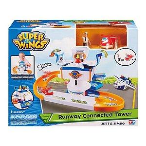 Super Wings - Torre de Controle Jett & Jimbo - Fun