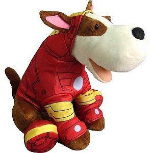 Pelúcia Cão Spock - Homem de Ferro - Marvel Avengers