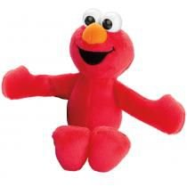 Pelúcia Elmo com Sons Vila Sésamo - Fisher-Price