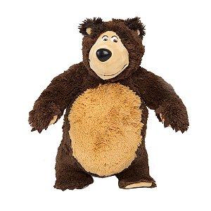Pelúcia Urso - Masha e o Urso - Estrela