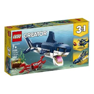 31088 - Lego Creator - Criaturas do Fundo do Mar