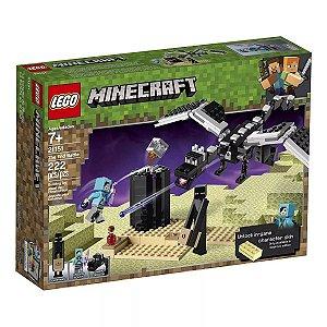 21151 Lego Minecraft - A Batalha do Fim