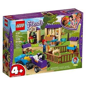 LEGO Friends - Estábulo e Potro da Mia - 41361