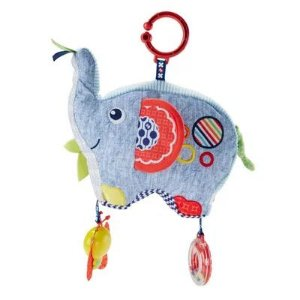 Móbile de Atividades - Animais Fofinhos - Elefantinho - Fisher-Price