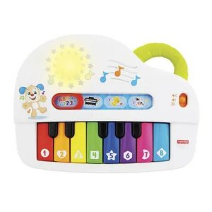 Piano do Cachorrinho - Laugh & Learn - Fisher-Price