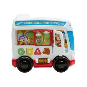 Ônibus do Cachorrinho - Fisher Price