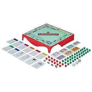 Jogo Monopoly - Grab & Go - Hasbro