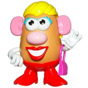 Boneco Mrs. Potato Head - Madame Patate - Playskool